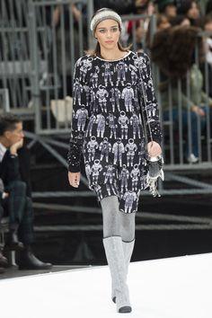Chanel/coleção Ready to Wear Outono 2017