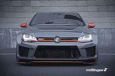 Oettinger 500R - VW golf mk7 - 518bhp +300mph!