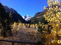 Ultimate mountain retreat, great views, river sounds, well furnished & equipped Vacation Rental in Ouray from @homeaway! #vacation #rental #travel #homeaway