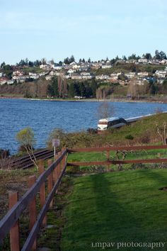Steilacoom, WA, looking at what used to be called Box Canyon