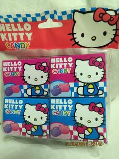 Hello Kitty Candy by frankford candy. $3.99