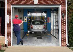 Garage Door Murals Car Wash Doors Awesome Stuff Fence