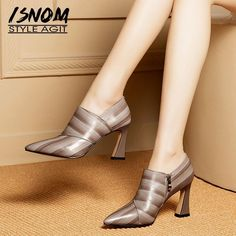 Women High Heels Mens Leather Sandals Womens To Mens Women'S High – chestnuttal High Heel Pumps, Pump Shoes, Women's Pumps, Stiletto Heels, Shoe Boots, Shoes Heels, Kd Shoes, Soccer Shoes, Fitness Video