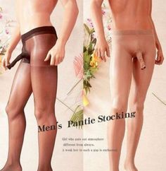 In such mordern world, male lingerie will make you shocking and stunning. Sexy Male Stockings with ultra-thin transparent such one piece silk sexy stocking will really make you different. Muse, Youre My Person, Karen, In Pantyhose, Vintage Ads, Dumb And Dumber, I Laughed, Sexy Lingerie, At Least