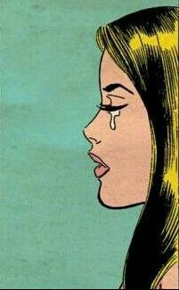 Pop art crying girl single Pop Art Drawing, Art Drawings, Emo Quotes, Crying Girl, Pop Art Girl, Vintage Comics, Tattoo Inspiration, Art Photography, Tumblr