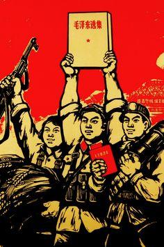 communist propaganda posters | propaganda-poster-communist-china-cultural-revolution-a_400153056731