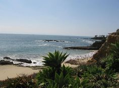 Laguna Beach ~ Another breath taking view of California's Coast