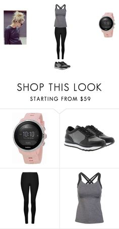 """""""Avenger Steve #2"""" by victoriahoegh ❤ liked on Polyvore featuring Suunto, DKNY, Lorna Jane and Lucy"""
