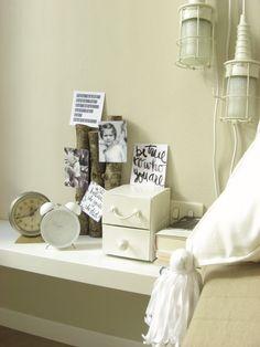 bedside table -https://www.facebook.com/idiaridellappartamento www.idiaridellappartamento.it