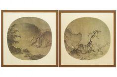 Two Japanese Prints. Lot 152-3053