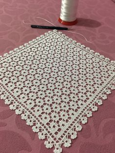 Crochet Table Mat, Crochet Tablecloth, Crochet Doilies, Crochet Lace, Fillet Crochet, Cross Stitch Tree, Pineapple Crochet, Crochet Blouse, Afghan Crochet Patterns