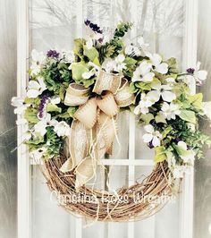 Decorating Small Spaces, Grapevine Wreath, Grape Vines, Accent Decor, Floral Wreath, Wreaths, Decorative Accents, Home Decor, Floral Crown
