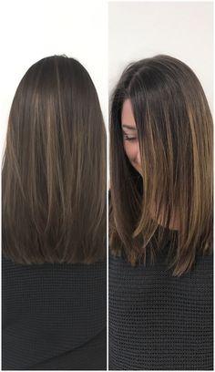 Hair Goal 2018 Spring