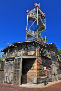 Wonder through the Key West Shipwreck Museum and adventure up the observation tower. #OldTownTrolley