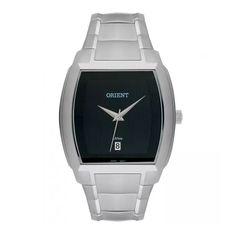 Relógio Masculino Orient Gbss1048 P1sx Prata
