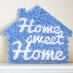 Make a stand alone sign. | 28 Decorating Tricks To Brighten Up Your Rented Home