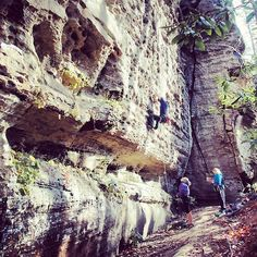 patagonia:  Red River Gorge, Kentucky