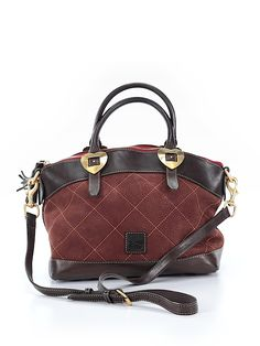 Check it out—Dooney & Bourke Satchel for $60.99 at thredUP!