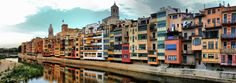Gérone, Tarragone et Lleida, les autres villes de la Catalogne, vous embarque pour un petit tour culturel remarquable et des paysages plus beaux les uns que les autres !