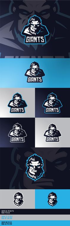 GIANTS on Behance