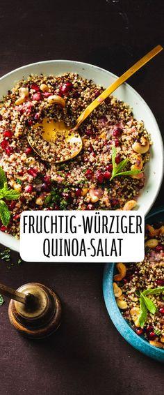 Southwest Salad Recipe, Mexican Salad Recipes, Quinoa Salad Recipes, Avocado Recipes, Spaghetti Recipes, Pasta Recipes, Meat Recipes, Healthy Salads, Easy Healthy Recipes