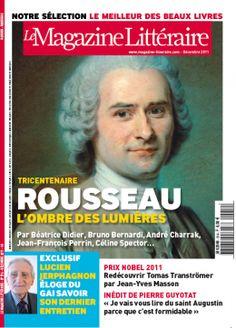 Rousseau. L'ombre des lumières