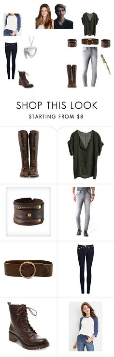 """""""Visiting Storybrooke"""" by girlwhosparkles ❤ liked on Polyvore featuring John Fluevog, Graumann, Diesel, Streets Ahead, Once Upon a Time, rag & bone/JEAN, Madden Girl, Forever 21 and Blue Nile"""