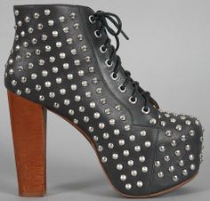 Jeffrey Campbell Lita Studded