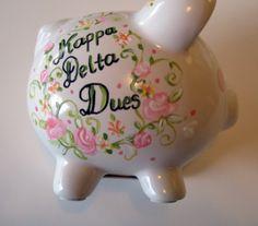 Little/Big Gift Piggy Bank