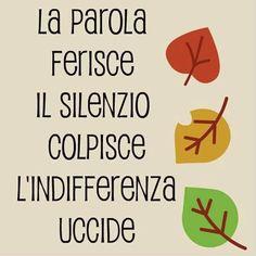 Parola-silenzio-indifferenza