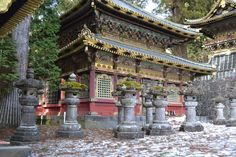 Nikko Shrine, Tochigi, Japan