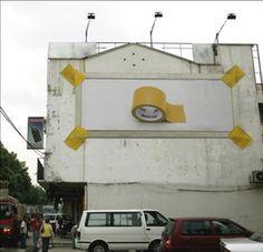 street marketing  creatif