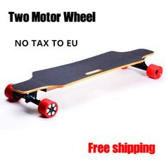 445.55$  Watch here - http://ali0nt.shopchina.info/1/go.php?t=32714127633 - 2016 Popular E-Go Longboard Electric Skate Hover Board Balanced Scooter Dual Motors Hoverboard Skateboard With Remote   #shopstyle