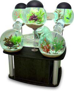 Labyrinth Aquarium - OpulentItems.com