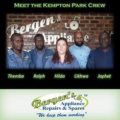 Meet the Kempton Park Crew. Bergen, Kempton Park, Future Gadgets, Appliance Repair, Science And Technology, Robotics, Vacuums, Meet, Friends