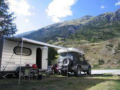 Knaus Yat Camping