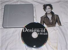 For Sale - Janet Jackson Design Of A Decade - Limited Edition Grey Casing UK  CD album (CDLP) - See this and 250,000 other rare & vintage vinyl records, singles, LPs & CDs at http://eil.com