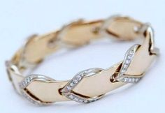 Yellow or White Gold Plaited Rein and Buckle Ring Plaits, Horse Love, Gold Rings, Artisan, White Gold, Rose Gold, Stylish, Collections, Dreams