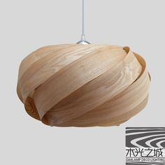 Alternative lamp solution || Beautiful NEST lamp a beautiful pendant for dining room by oaklamp