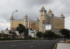 Galaxy Macau Hotel Casino at Cotai Stripe