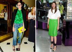 THE FASHION PACK: JENNA LYONS   My Daily Style en stylelovely.com