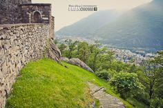 Castello di Sasso Corbaro Travel, Viajes, Trips, Traveling, Tourism, Vacations