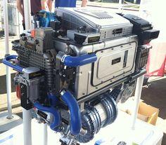 hydrogen motors | hydrogen fuel cell motor from Hyundai