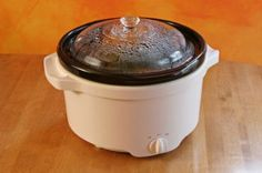 12 Healthy crock pot chicken recipes  apricot chicken sounds the best!