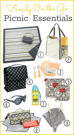 "Our friend, Kate, at TheShoppingMama.com features our PackIt Large Insulated Cooler Bag as part of her recommended ""Family On The Go Picnic Essentials!''"