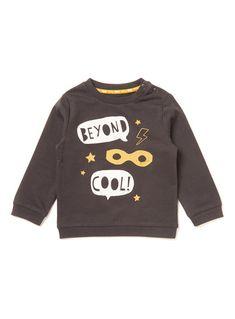 Children and Young Toddler Underwear, Boys Underwear, Grey Sweatshirt, Graphic Sweatshirt, Kids Patterns, Boys T Shirts, Boy Outfits, Printed Shirts, Kids Fashion