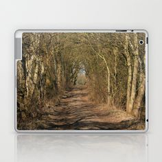 The Way Laptop & iPad Skin by Angelika Kimmig - $25.00