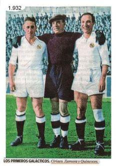 Ciriaco Zamora & Quincoces Real Madrid