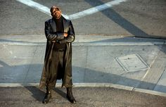 Samuel L. Jackson stars as Nick Fury in action sci-fi from Paramount Pictures