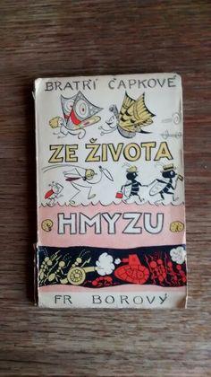 Ze zivota hmyzu by the Capku brothers